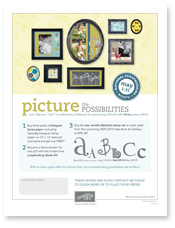 May scrapbooking special