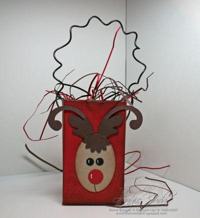2 4 6 8 Reindeer Box