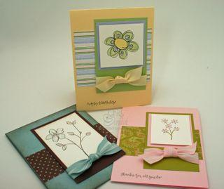 June Card Class 2009