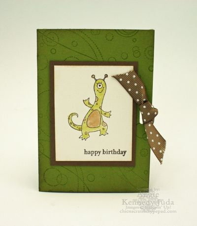 Greetings Gift Card Holder