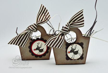 Mini Baskets & Blooms