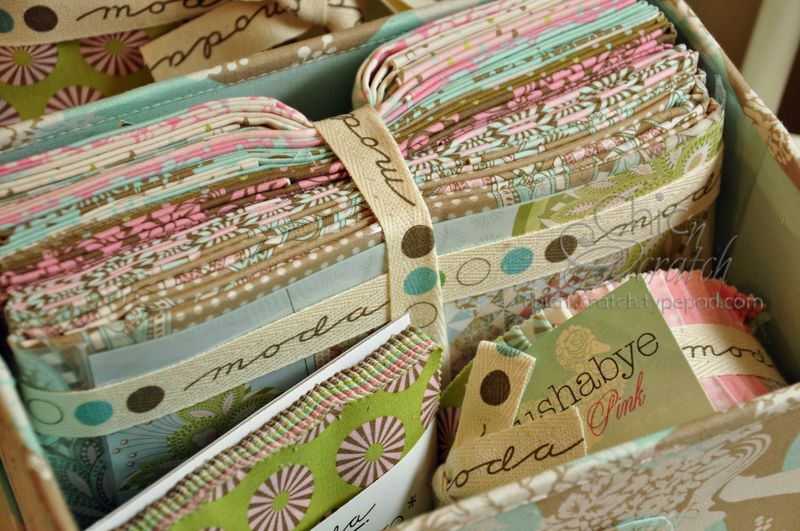 Hushabye fabric