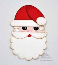 Punch art santa pic