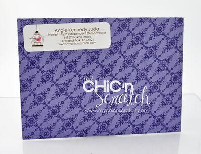 Note Card Envelope