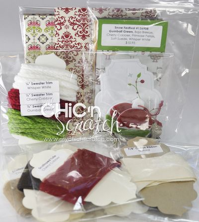 Holiday Catalog I want it all bundle