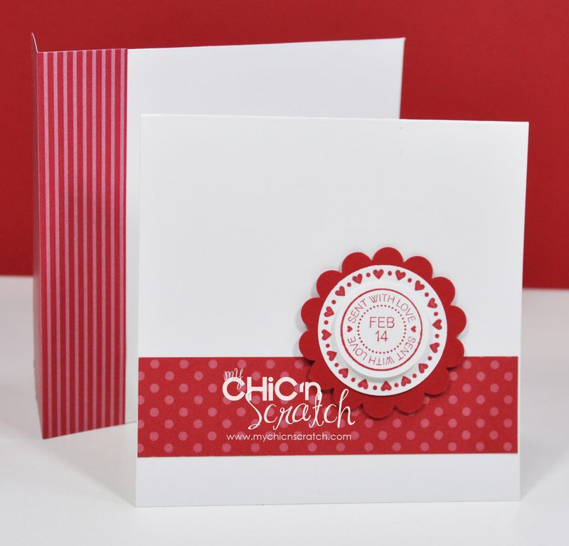 Card & matching envelope