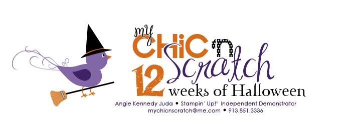 12 weeks of halloween banner